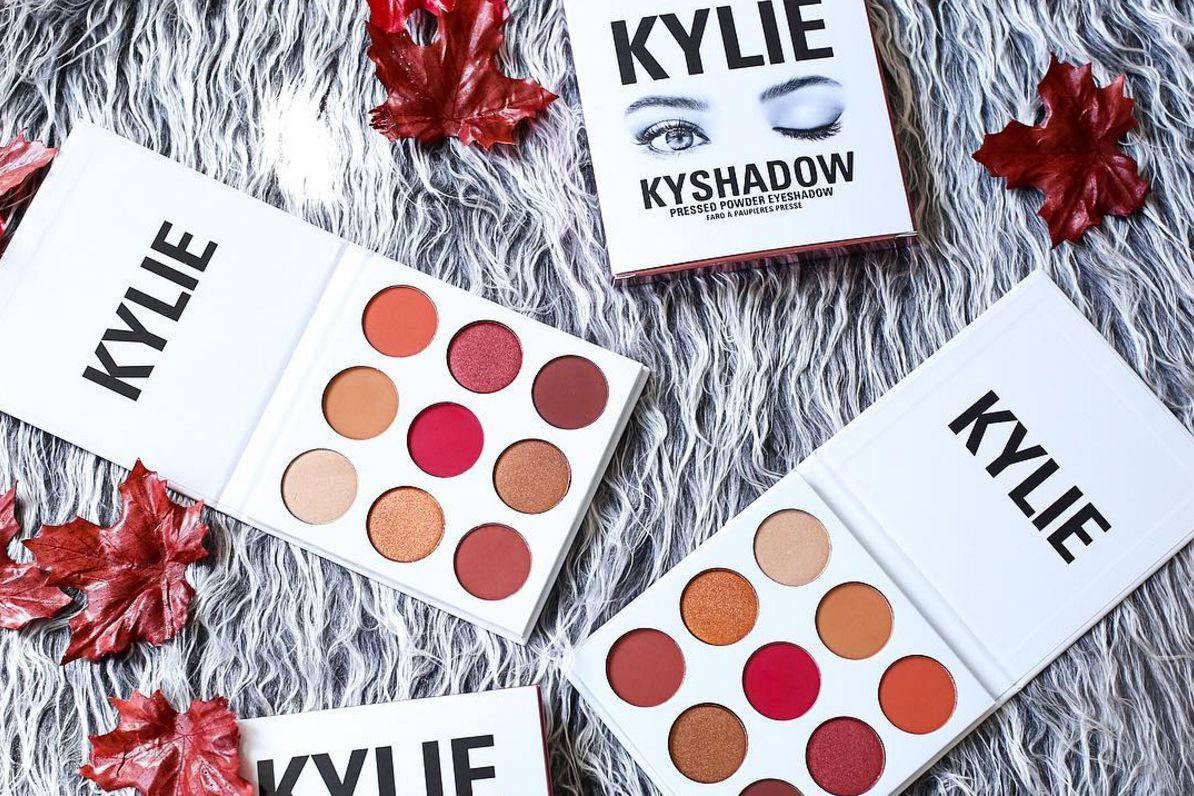 New Kylie Jenner Kyshadow Palette Alert: Burgundy Kyshadow & More