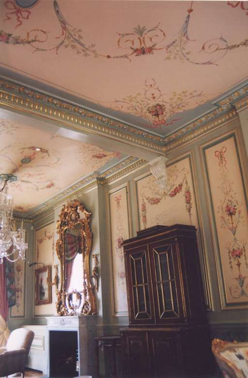 Ian cairnie decorative mural samples art frescoes - Decorarte pinturas ...