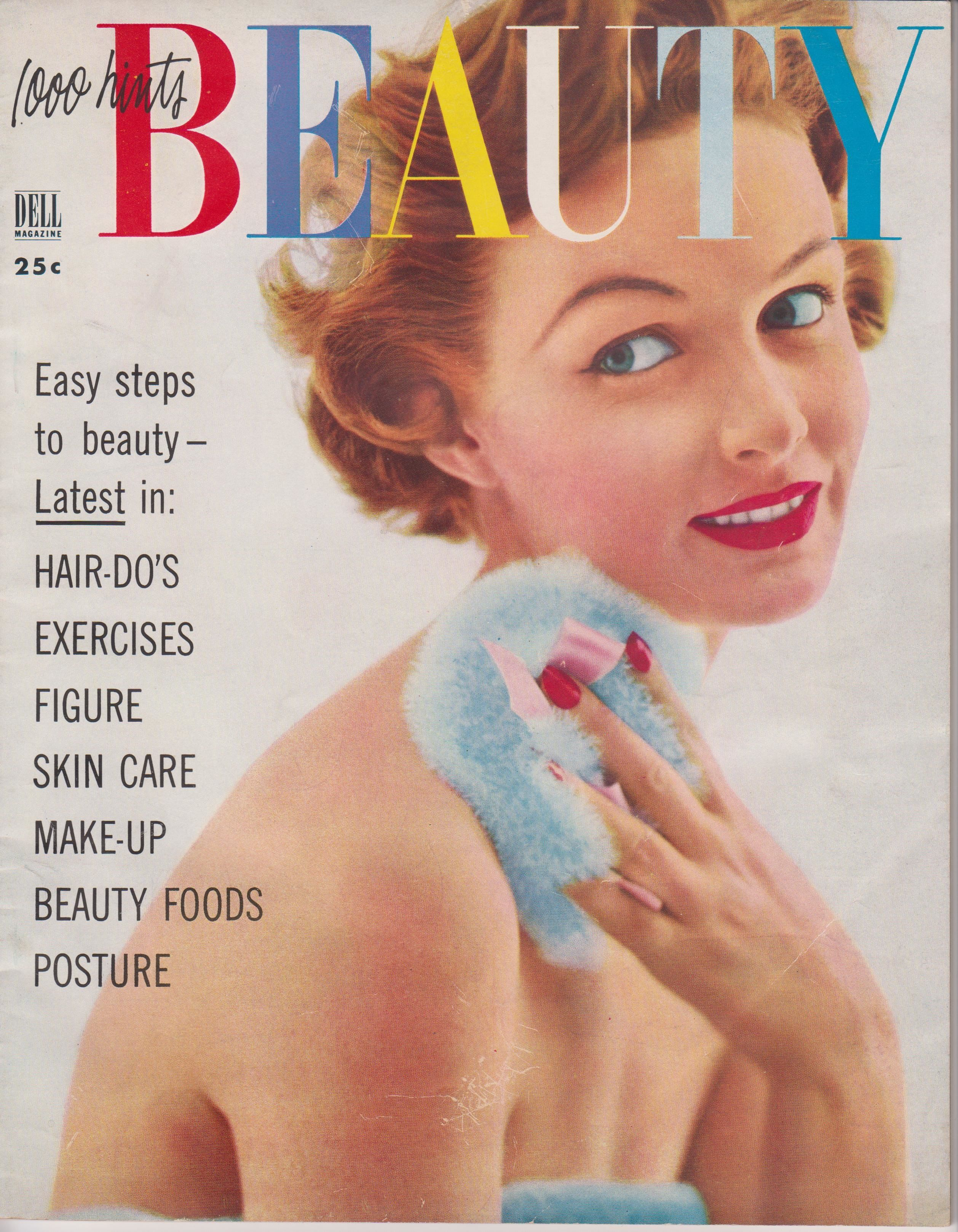 Beauty: 1000 Hints by Dell Publications 1953