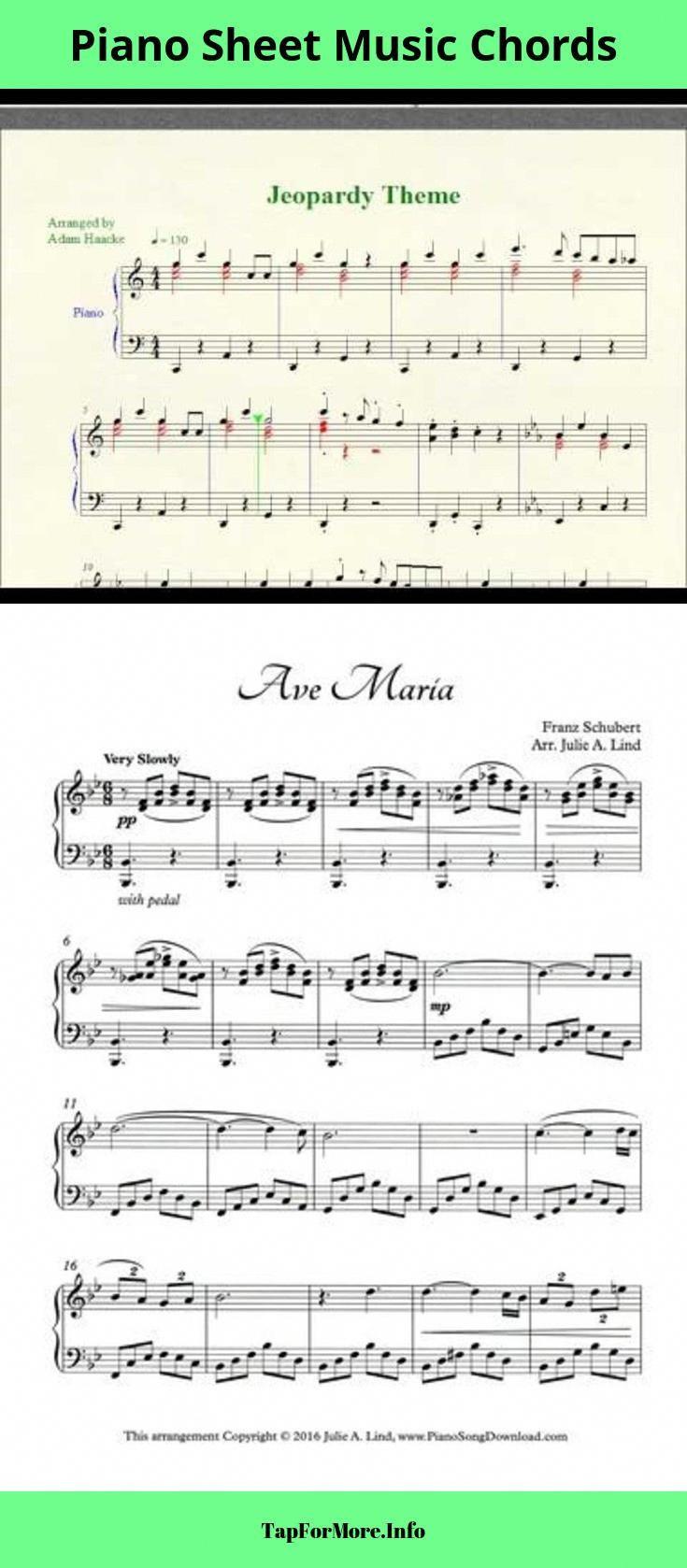 How to read piano sheet music music chords sheet music