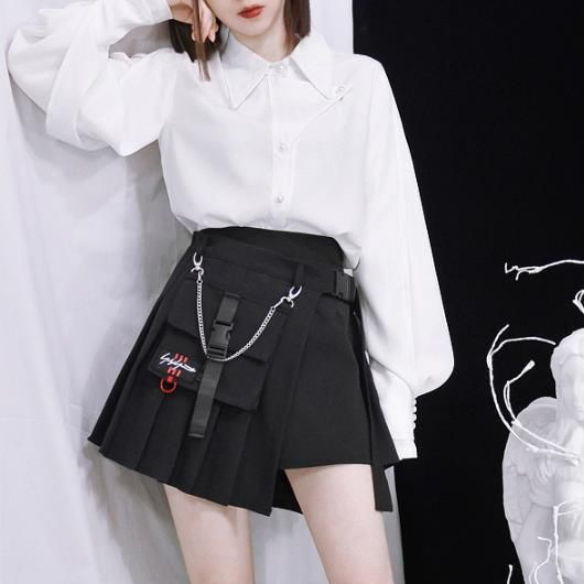 Notice: Item is on reservation now, it will be shipped out in 30-60 days after payment. Material: made of polyester Size: S/M Option: #1 Gird-Ship in 5-7 working days/#2 Black-Ship in the end of February Size for reference: Size Waist Hip Length Thigh Cir S 60cm/23.62
