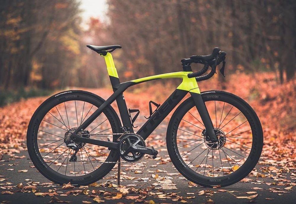 Loves Road Bikes On Instagram Madone Sl6 Jeanluc St Lovesroadbikes Trek Trekbikes Madonesl6 Trekmadone Shimano Ultegra