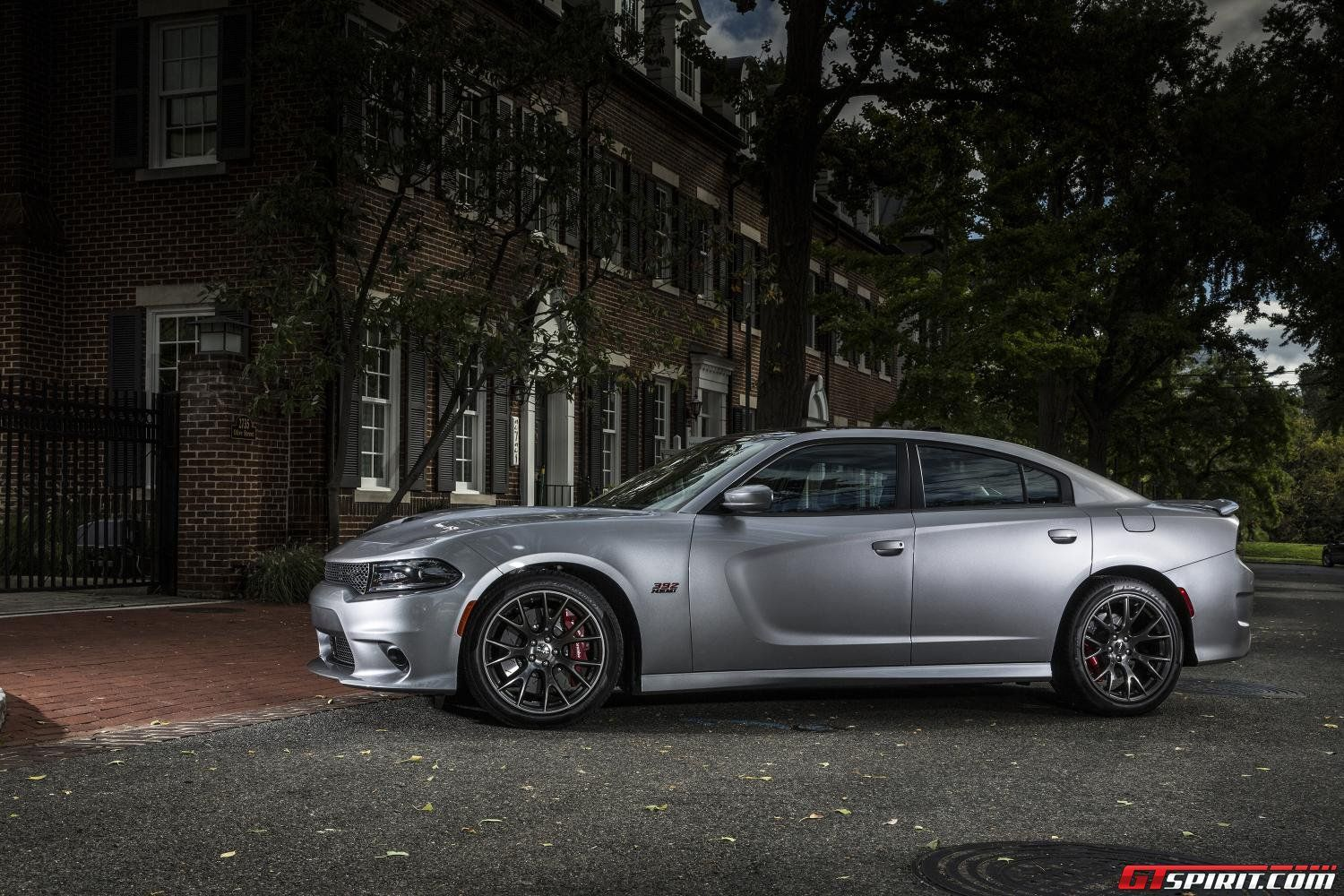 Functionality meets performance a look at the redesigned exterior of the 2015 dodge charger srt 392 drivesrt news