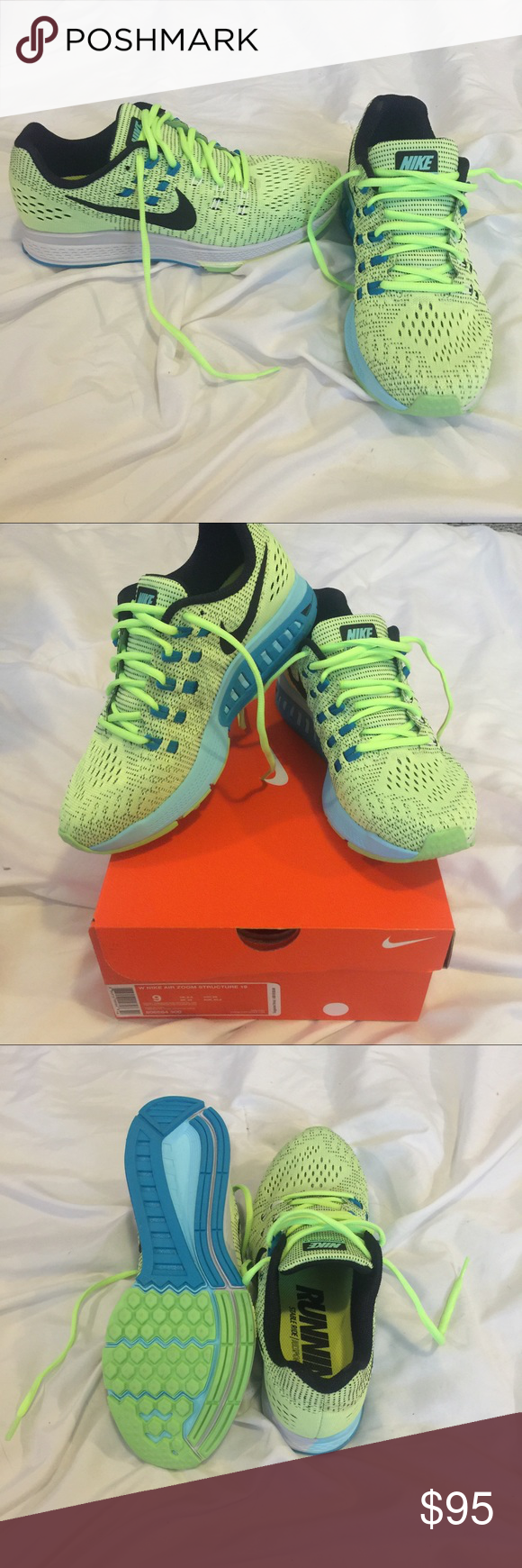 fad99e040187 NEW with tags Nike air zoom shoes. Women s size 9 Brand new with tags
