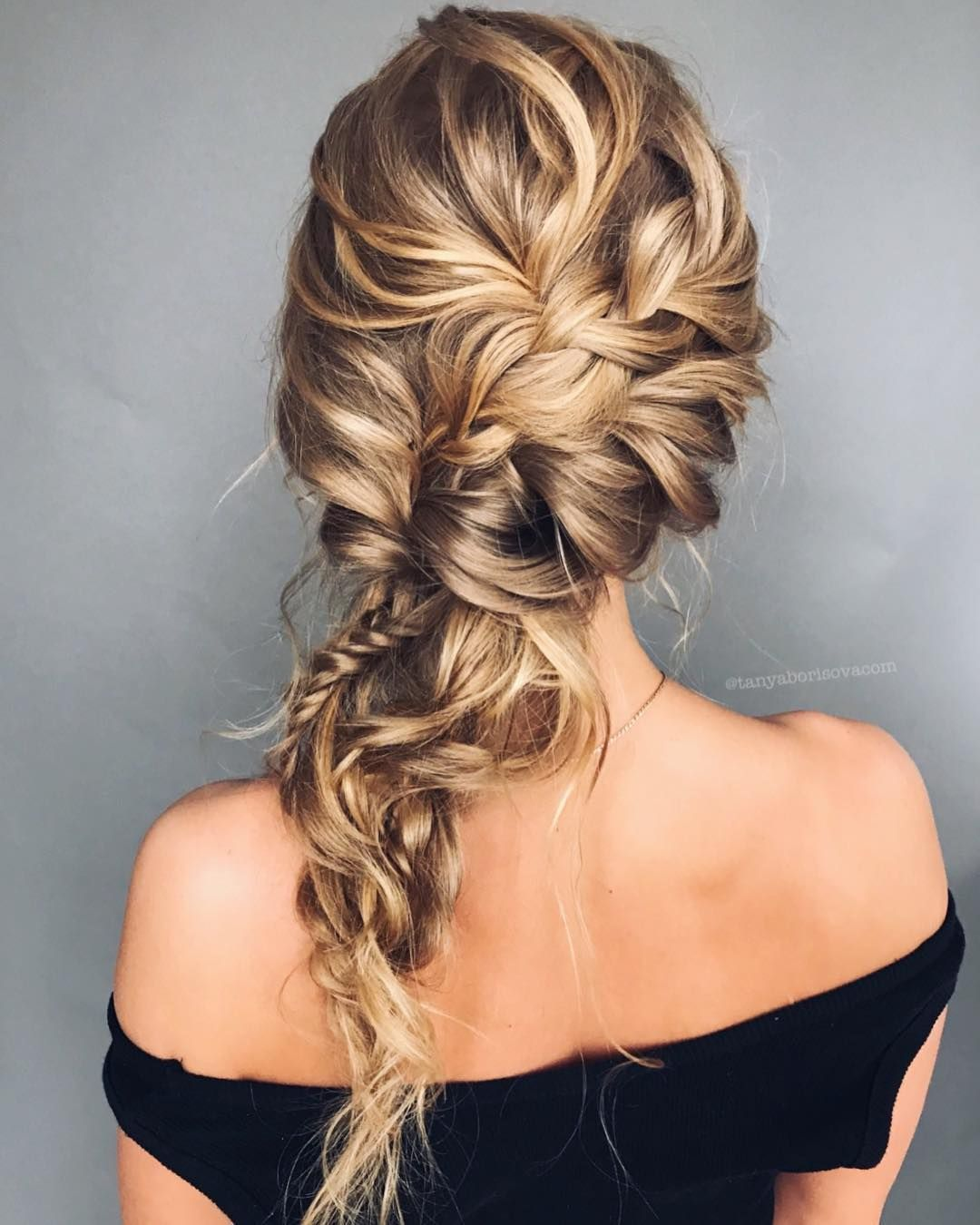 Wedding Braids For Long Hair: Gorgeous Hairstyle Inspiration