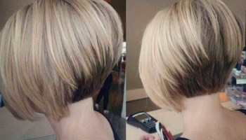 Stacked Bob Short Hairstyles For Older Women With Thin Hair Straight Hairstyles Inverted Bob Hairstyles Short Hairstyles Fine