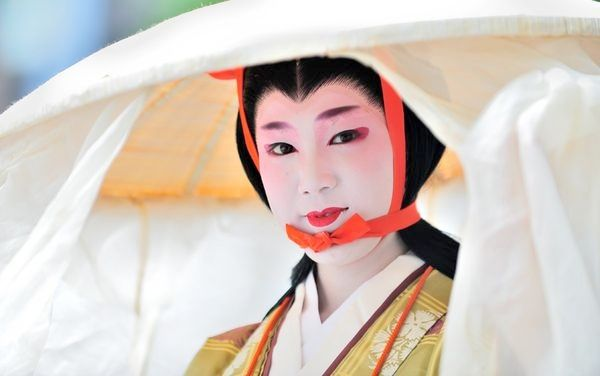 Jidai Matsuri  festival at Kyoto, photo by Peter Marshall