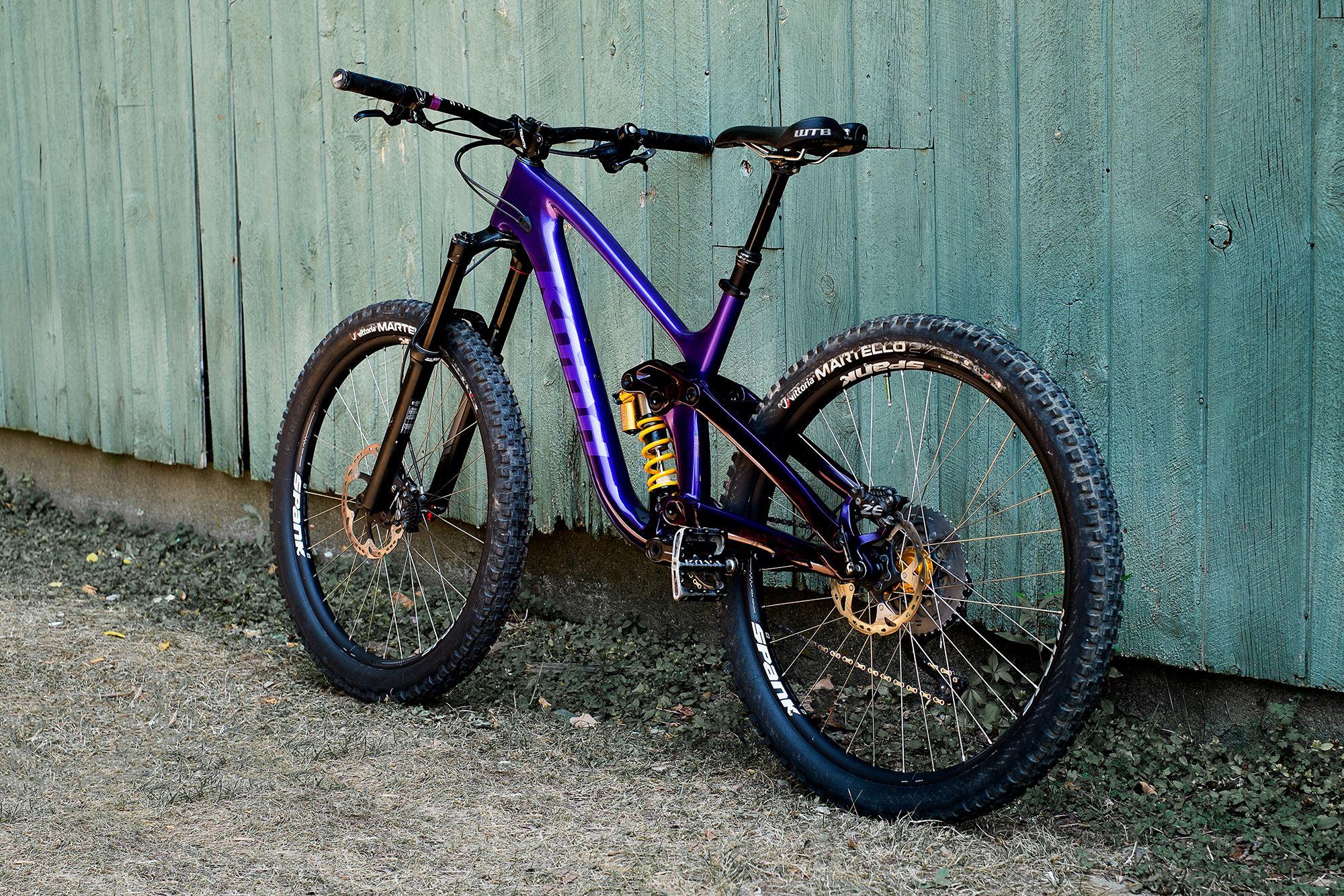 8fe3aa87d13 Kona Dream Builds: Rich's Deep Purple Process 153 CR 27.5 | bicycles ...