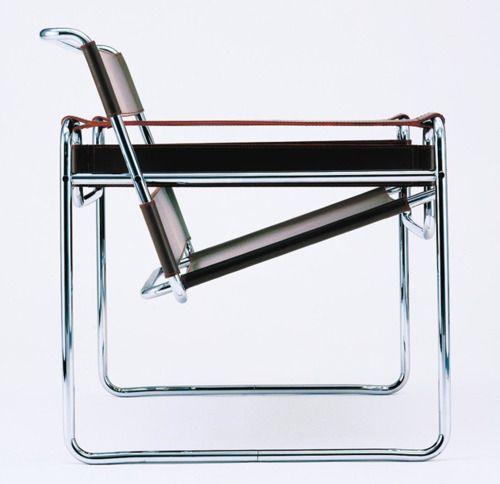 Wassily Chair By Marcel Breuer 1925 1926 Mit Bildern