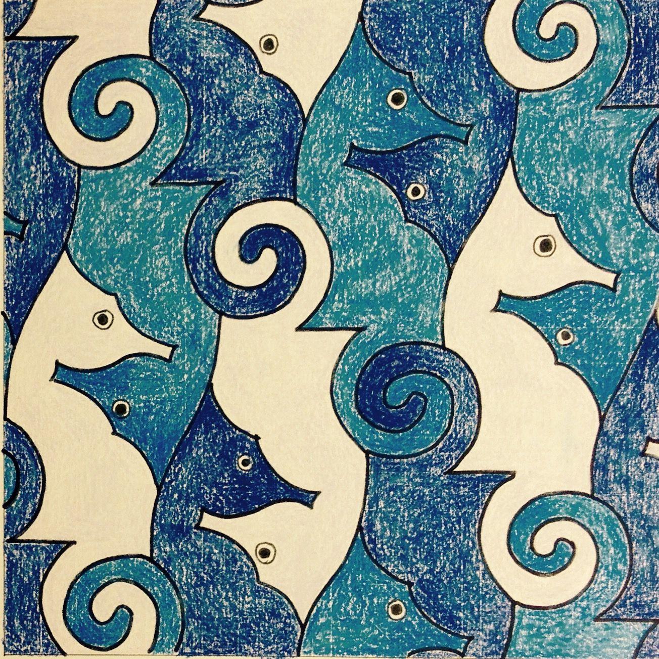 Escher Tessellation Tiling Mc Escher Geometry