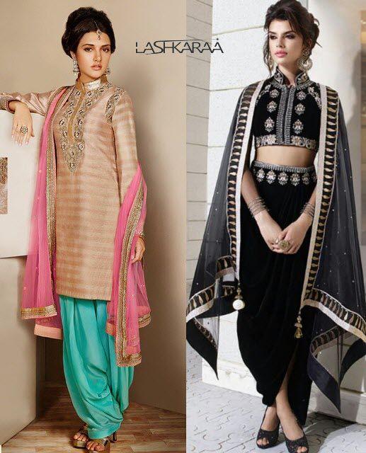 49d93f12a8 Types of Salwar Kameez to Enhance the Beauty of Women   Punjabi ...