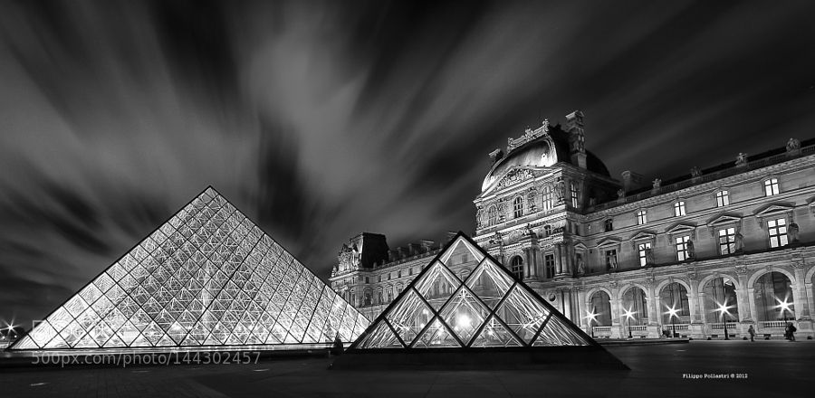 le Louvre by FilippoPollastri check out more here https://cleaningexec.com