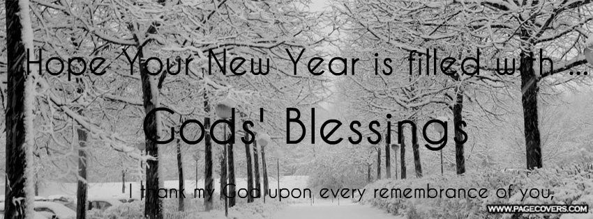 new year's blessings images New Year Blessings Facebook