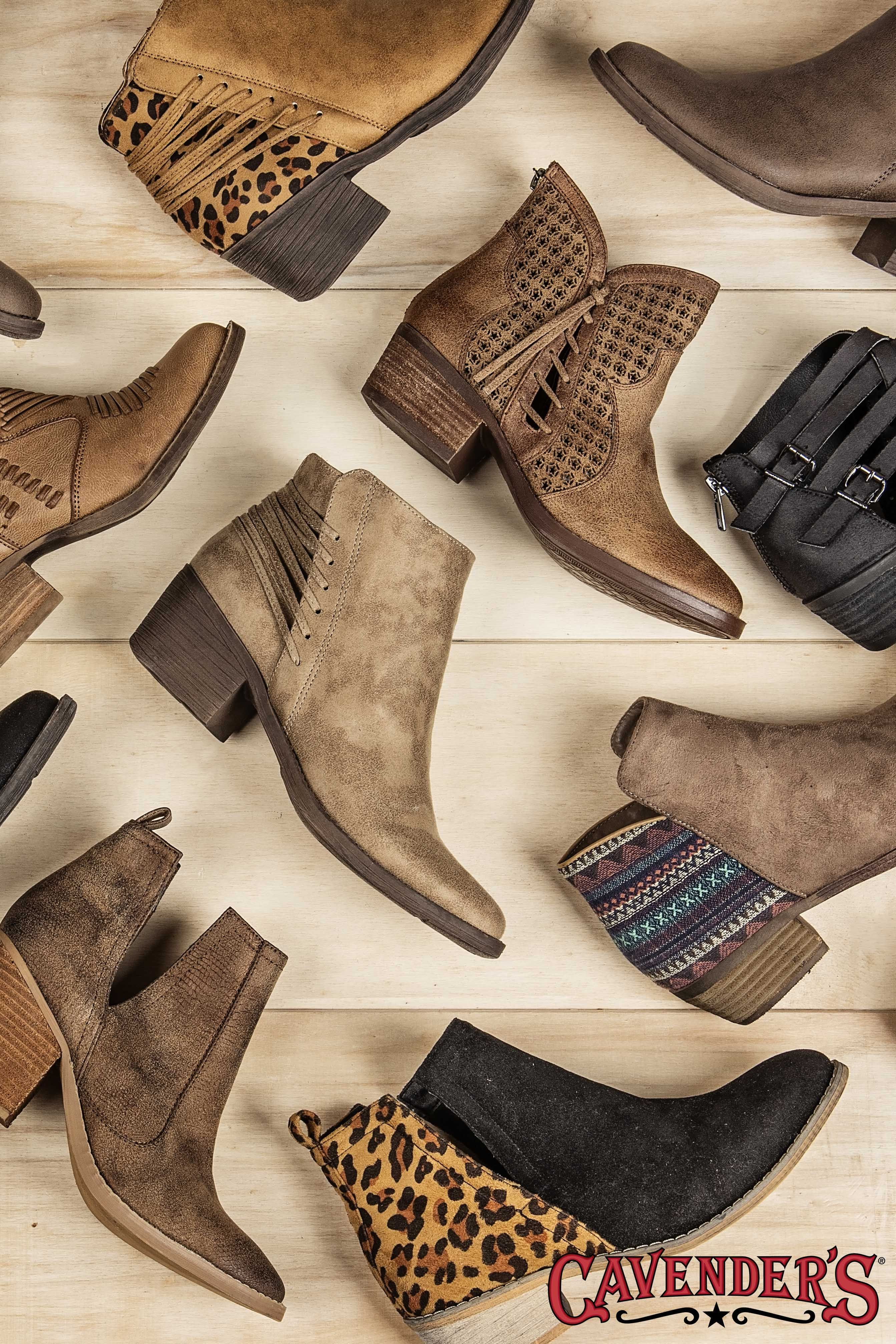 5faf70388ed Booties that will take you from summer into fall. New booties are ...