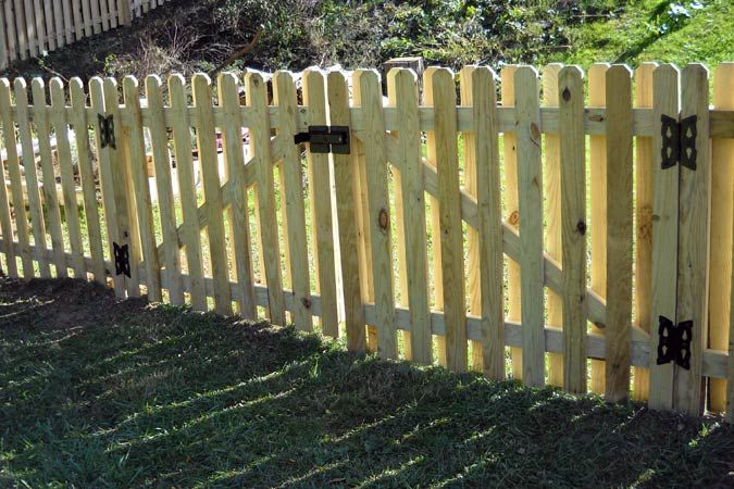 Shadow Box Fence Design Shadowbox Fence Available In