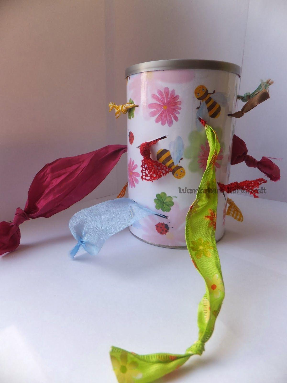 Wunderbare Kinderwelt: selbstgemachtes Spielzeug zur Feinmotorik #toysforbabies
