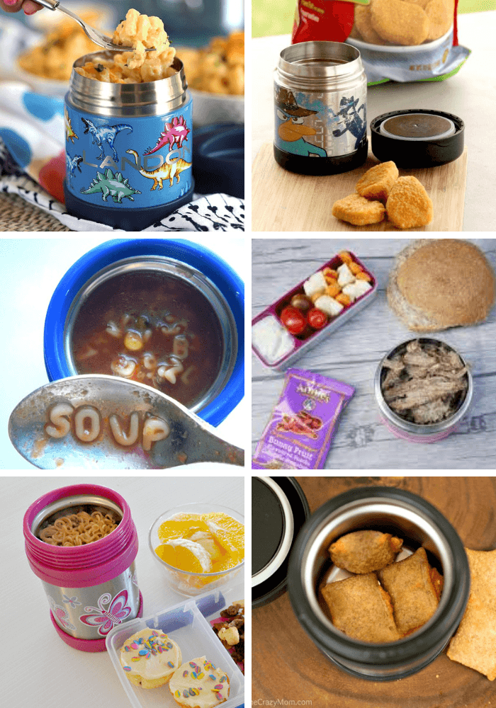 Thermos lunch ideas for kids - #schoollunchideasforkids Thermos lunch ideas for kids - Mom & Homemaking