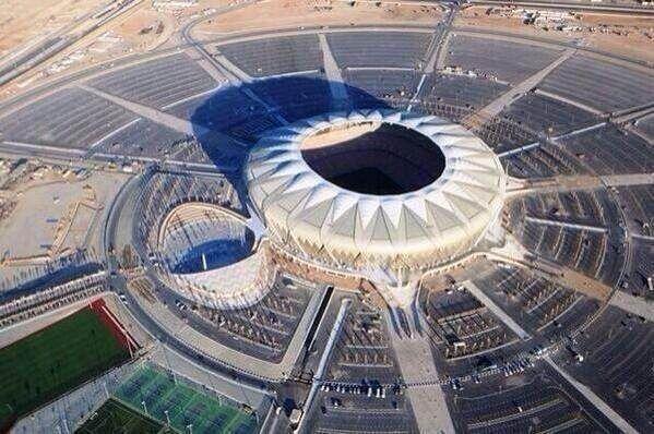 استاد الملك عبدالله في نهائي كأس خادم الحرمين Fair Grounds Travel