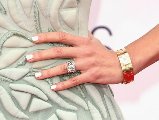 giuliana rancic photos tv personality giuliana rancic fashion detail attends the annual peoples choice awards at nokia theatre la live on january 2015 - Giuliana Rancic Wedding Ring