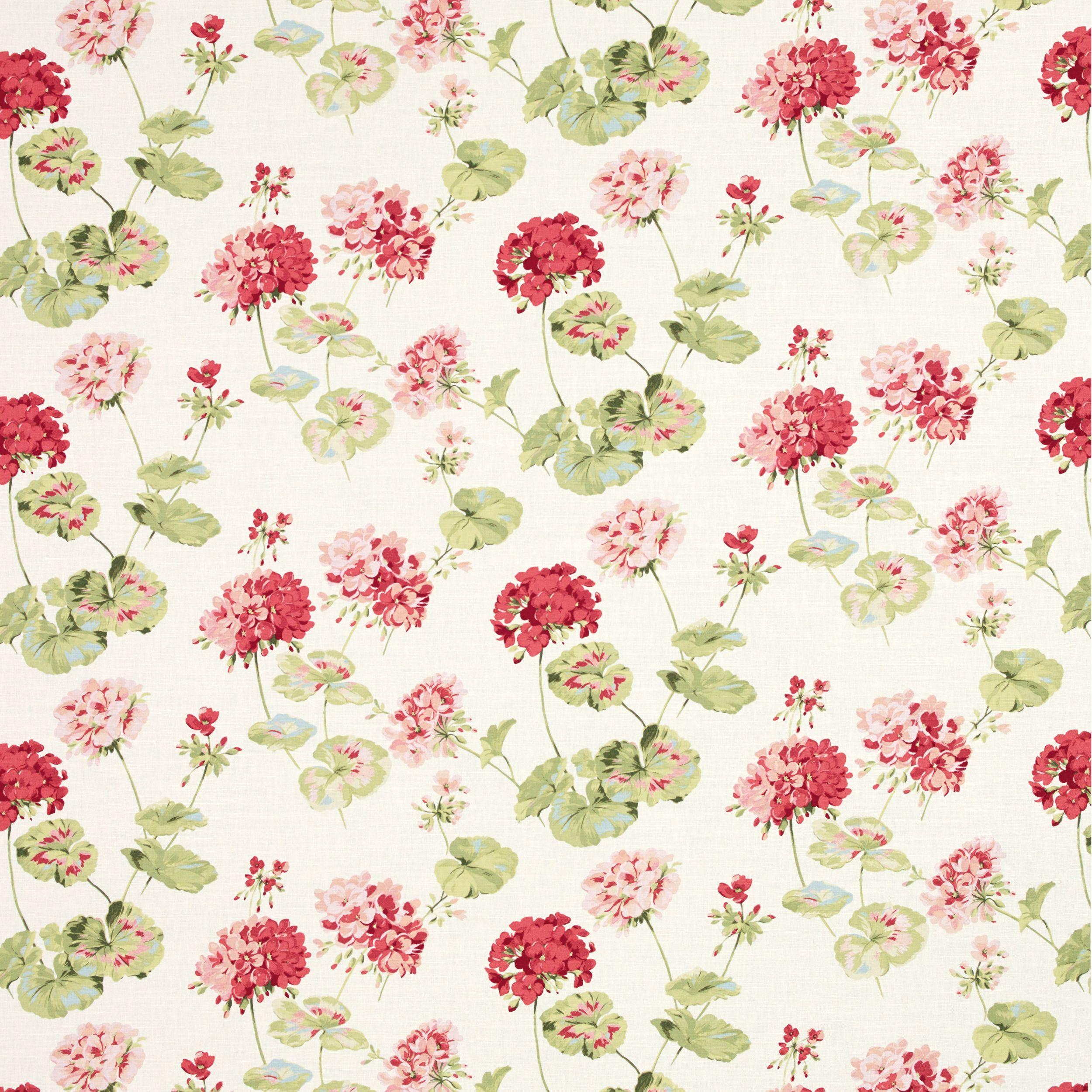geranuim pale cranberry red linen cotton mix curtain fabric c h i l d pinterest. Black Bedroom Furniture Sets. Home Design Ideas