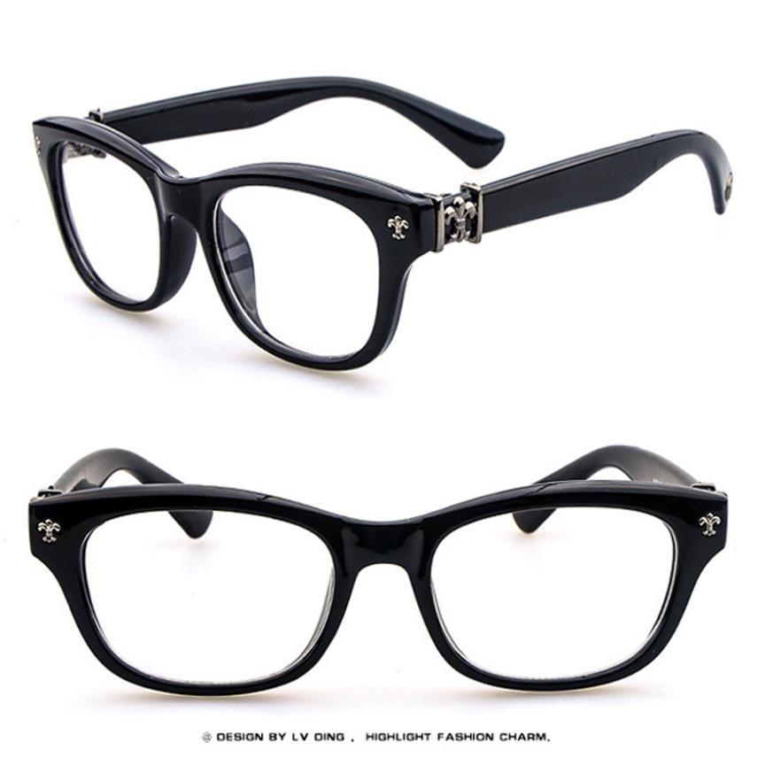 Eyeglasses Frames For Women | Fashion-Korean-Glasses-Frames-Men ...