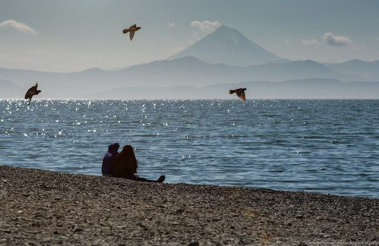 The variety of landscapes of Kamchatka, Russia, photo 2