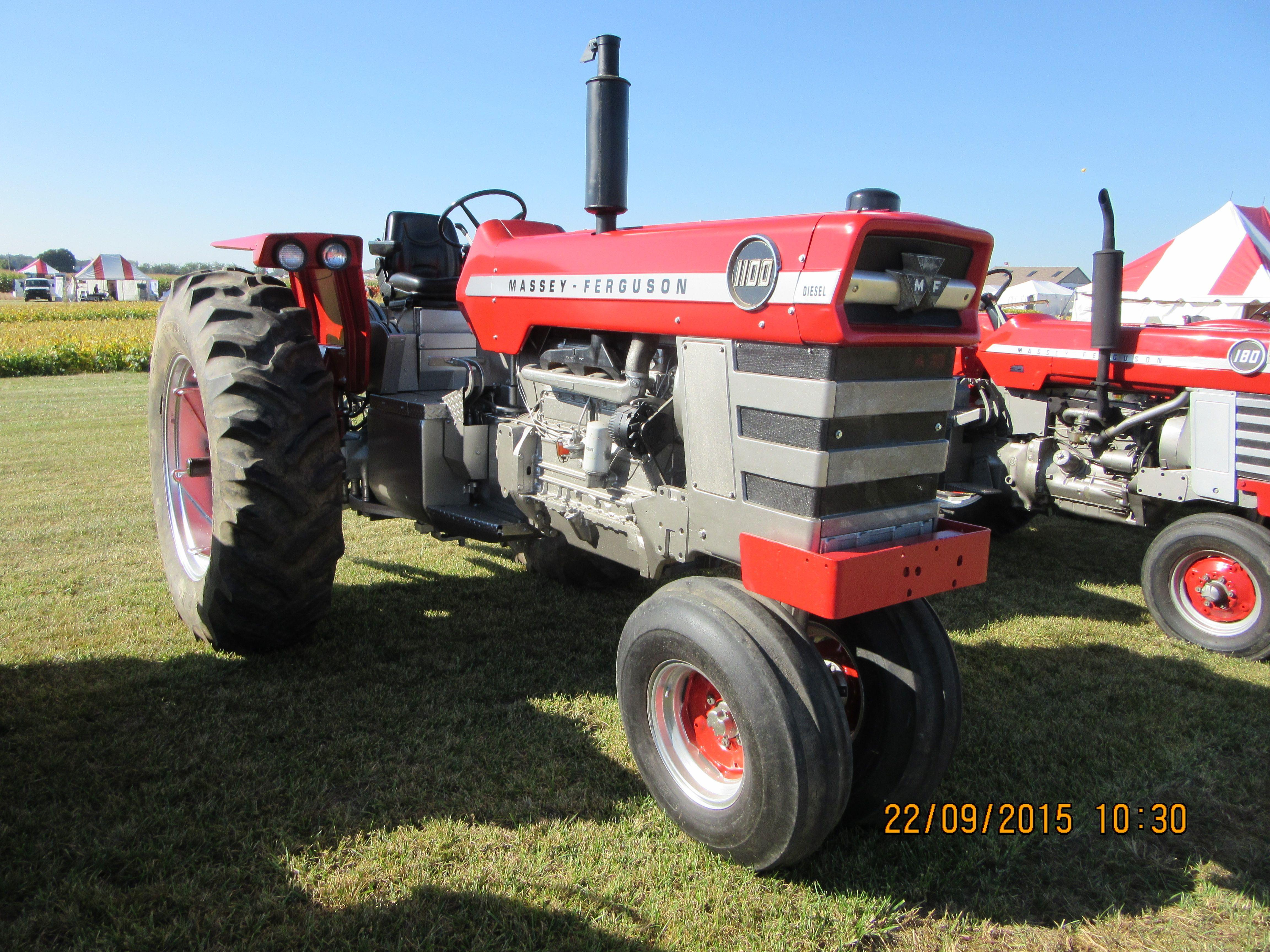 Massey Ferguson 1100 | Massey Ferguson | Big tractors