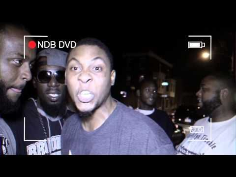Santos + LB4R - Freestyle on Next Day Buzz Dvd (In Stores Now)