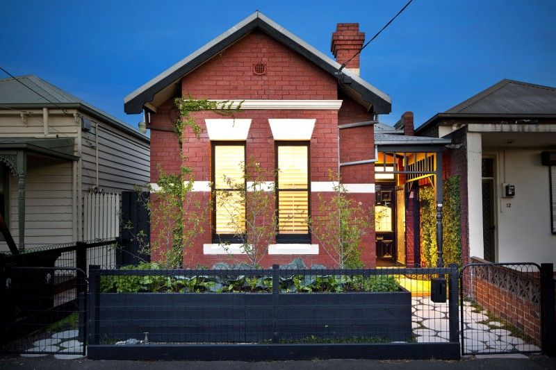 Brunswick House By Christopher Botterill