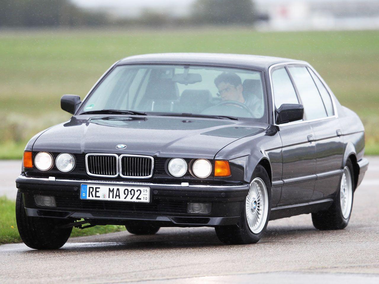 BMW 750iL (E32) \'1987–94 | Автомобілі | Pinterest | BMW, BMW Series ...