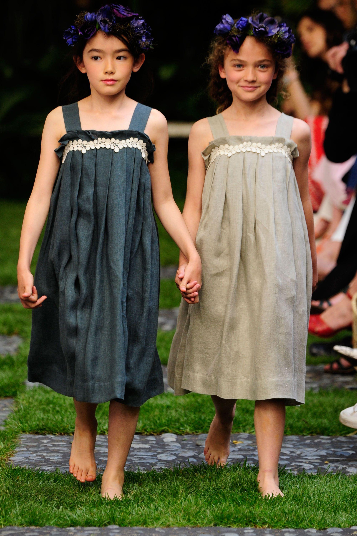 foto de Bonpoint Spring/Summer 2017 Kids clothing Child fashion and Child