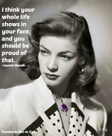 They say everything comes in three's...and today we lost another Hollywood Icon...the incomparable Lauren Bacall.   All class, all style...brains, beauty and talent. She was truly one of a kind...may she rest in the arms of the Angels and be at peace. I am holding my breath if there will be a third ...