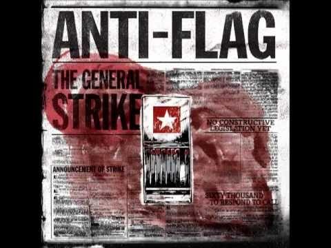 Anti Flag Broken Bones Lyrics With Subtitles General Strike Anti Flag Cool Things To Buy