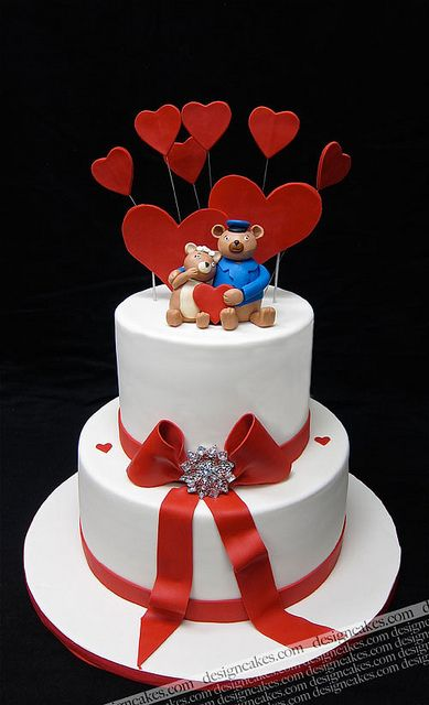 Valentine S Wedding Cake Beautiful Cakes Valentine