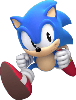 Classic Sonic From The Official Artwork Set For Sonicgenerations On Ps3 3ds Xbox360 And Pc Sonicthehedgehog Sonic Sonic Generations Sonic The Hedgehog