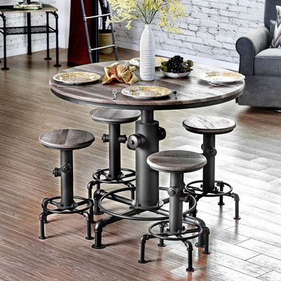 Trent Austin Design Malta Counter Height Pub Table