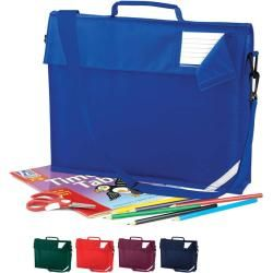 Photo of Qd457 Quadra Junior Book Bag con correa QuadraQuadra