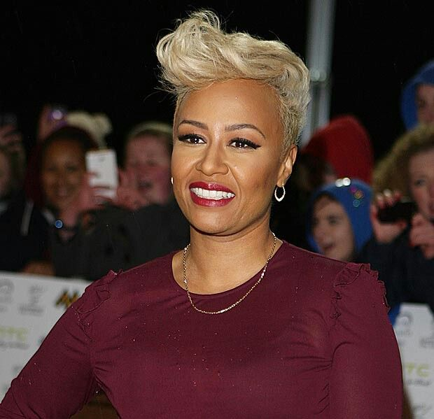 Emile Sande hairstyle and cut is very nice.