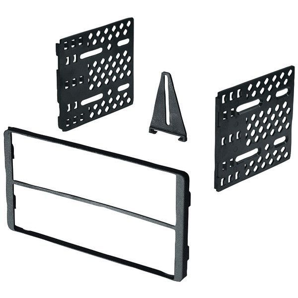 Best Kits Bkfmk552 In Dash Installation Kit Ford R Lincoln R Mercury R 1995 Up Double Din Ford Lincoln Mercury Lincoln Mercury Installation