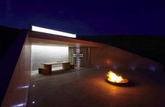 Spectacular Wiroa Station Wine Cellar by MAP Architects | Pursuitist