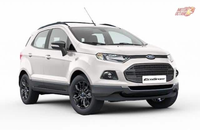 Ford Giving Gst Benefit On Ecosport Figo And Aspire Ford