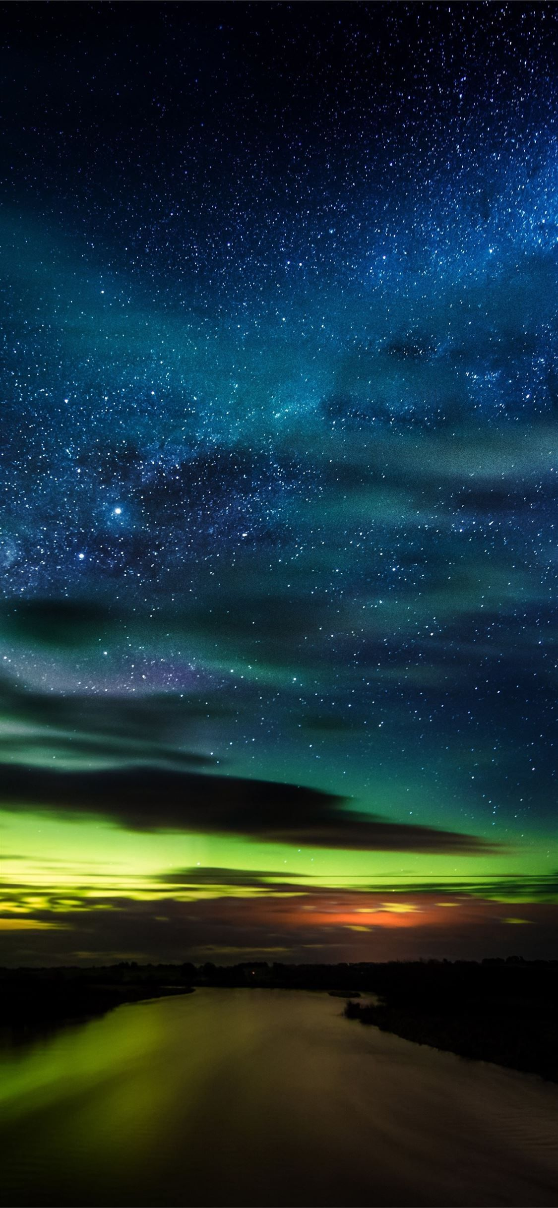 Stars In New Zealand 5k Northernlights Nature Aurora 4k 5k Sky Stars Iphonexwallpaper Northern Lights Wallpaper Wallpaper Iphone X Wallpapers