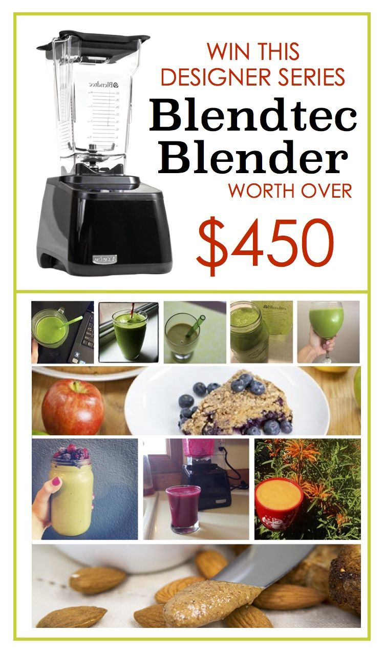 BLENDTEC GIVE-AWAY — BlogCrew Blendtec Giveaway... details at blogcrew.com  Giveaway will close at midnight (MST) on Monday,  May 12, 2014.  #blogcrew #givewaway
