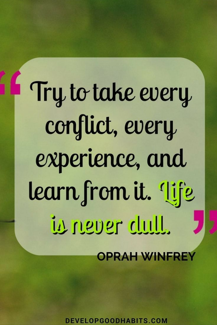 List Of Inspirational Quotes About Life 7 Common To Do List Mistakes And How To Fix Them  Oprah Winfrey