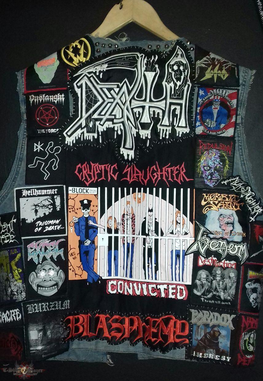 Thrash/punk/dm vest | TShirtSlayer TShirt