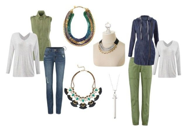 """""""JBSpring 2016 1.2"""" by rtaberski on Polyvore featuring CAbi, Stella & Dot, women's clothing, women, female, woman, misses and juniors Buy Stella and Dot here: http//:www.stelladot.com/ohsocharmed"""