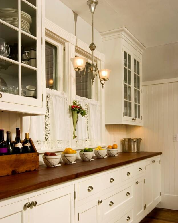 Victorian Kitchen Design Ideas: Victorian Kitchen (Cultivate.com)