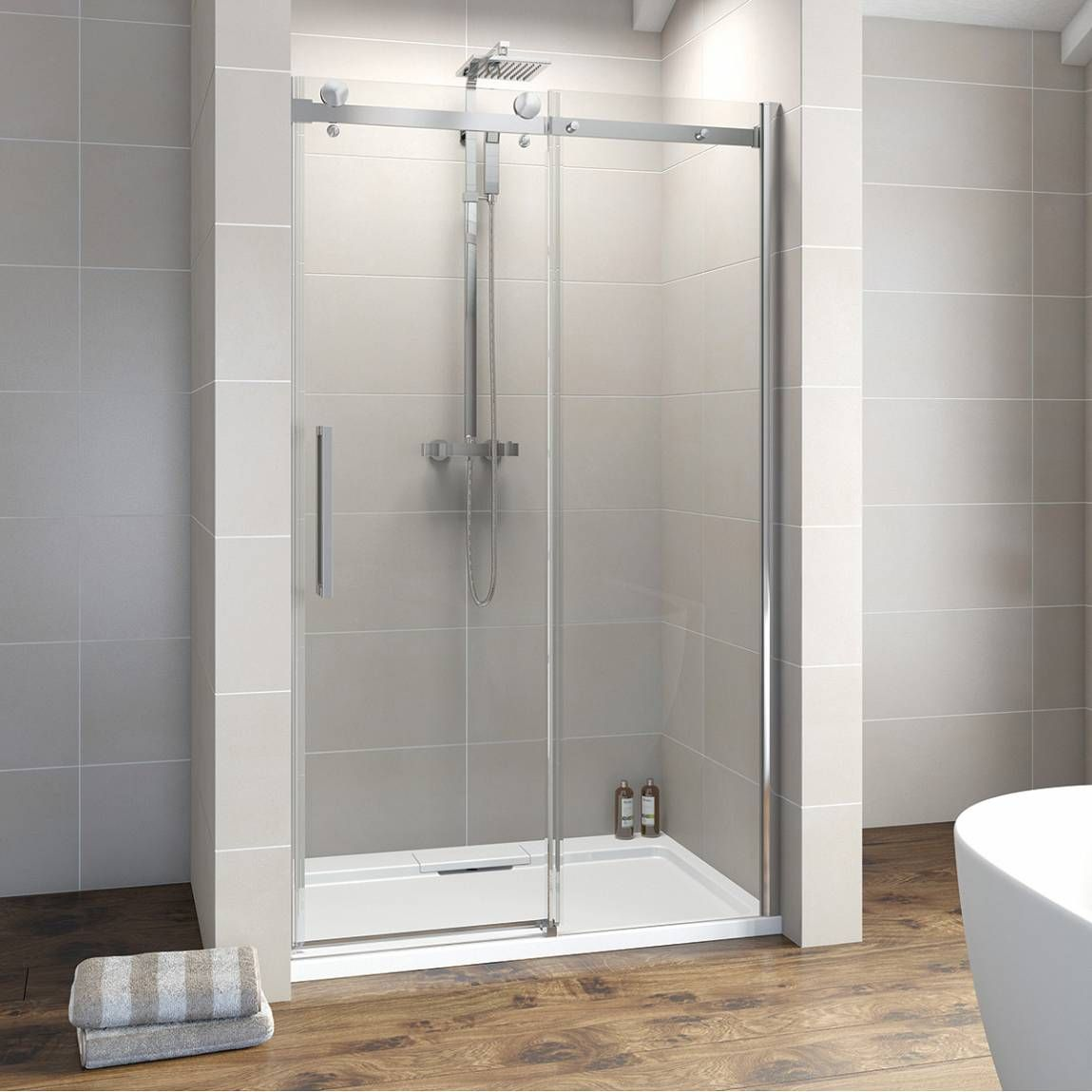V8 Frameless Sliding Shower Door 1200 Mod 8 Pinterest Frameless Shower Shower Doors And