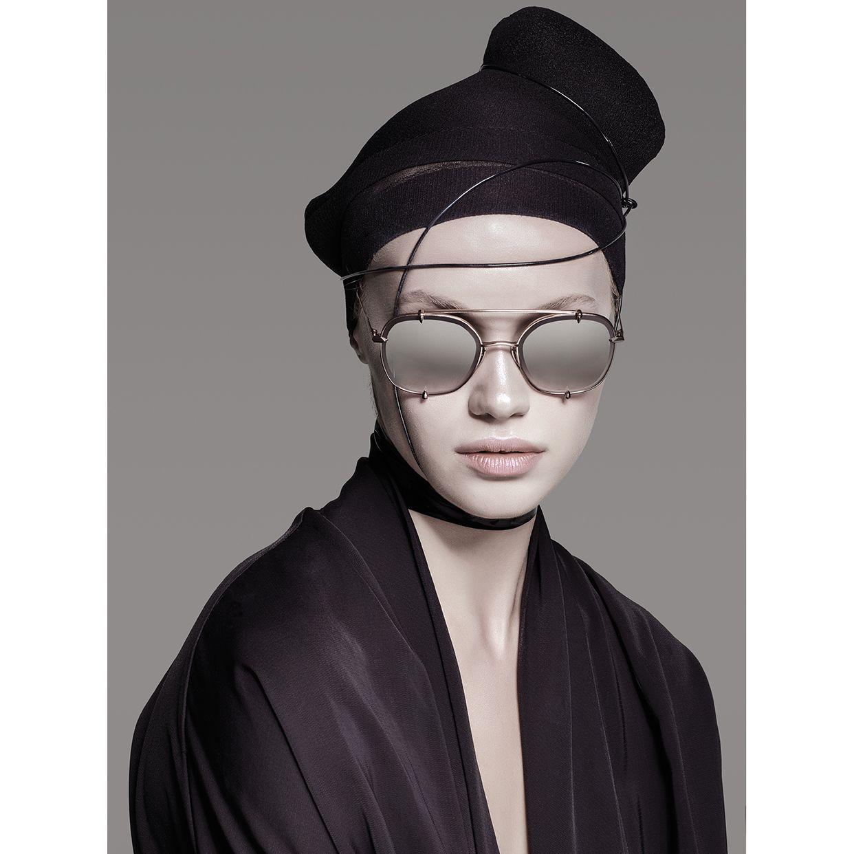 29df2cc65b The TALON-TWO Aviator Sunglasses in Rose Gold by DITA Eyewear ...