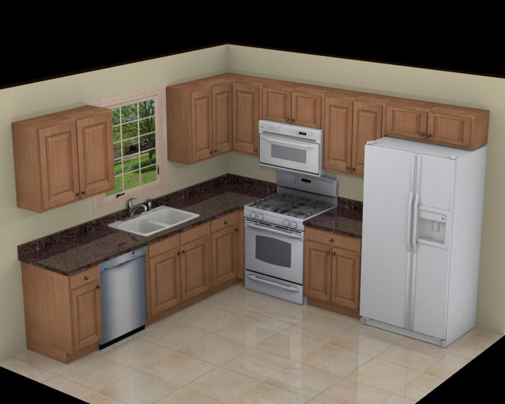 Sample Kitchen Designs